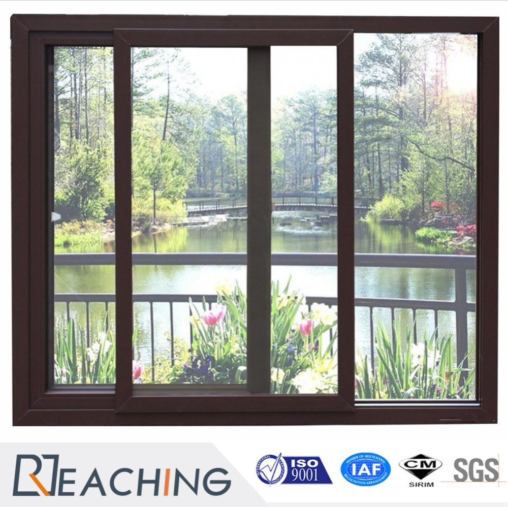 High Quality UPVC Double Glazing Sliding Window