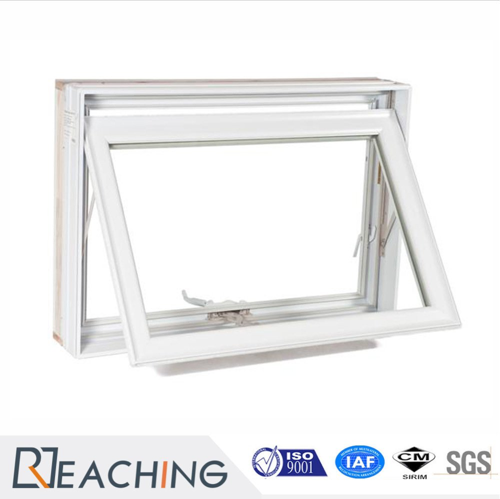 Cheap Price PVC/UPVC Awning Window Top Hung Window From China Factory